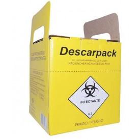 caixa descarpack 13 litros